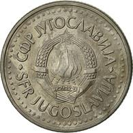 Monnaie, Yougoslavie, 10 Dinara, 1985, TTB, Copper-nickel, KM:89 - Yugoslavia