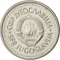 Monnaie, Yougoslavie, 10 Dinara, 1985, TTB+, Copper-nickel, KM:89 - Joegoslavië