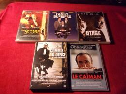 PROMO  DVD ° REF  211 ° LE LOT DE 5 FILMD  DVD POUR 20 EUROS °°° - Action, Adventure