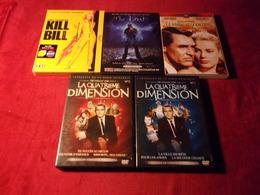 PROMO  DVD ° REF  208 ° LE LOT DE 5 FILMD  DVD POUR 20 EUROS °°° - Action, Adventure