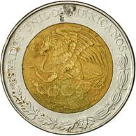 Mexique, Nuevo Peso, 1992, Mexico City, TB+, Bi-Metallic, KM:550 - Mexico