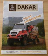 Iveco Powerstar Dakar Fascicle - Camions