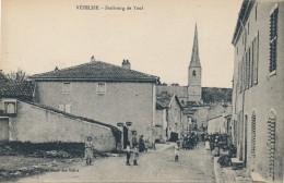 H102 - 54 - VEZELISE - Meurthe-et-Moselle - Faubourg De Toul - Vezelise