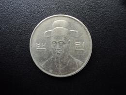 CORÉE DU SUD : 100 WON   1989   KM 35.2    SUP - Korea, South