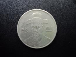 CORÉE DU SUD : 100 WON   1990   KM 35.2    SUP - Korea, South
