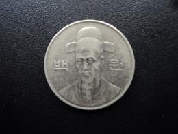 CORÉE DU SUD : 100 WON   1991   KM 35.2    SUP - Korea, South