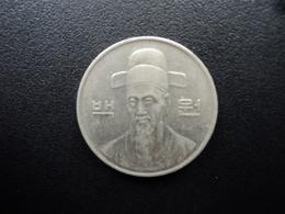 CORÉE DU SUD : 100 WON   1992   KM 35.2    SUP(+) - Korea, South