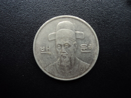 CORÉE DU SUD : 100 WON   1995   KM 35.2    SUP - Korea, South