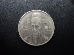 CORÉE DU SUD : 100 WON   1996   KM 35.2    SUP - Korea, South