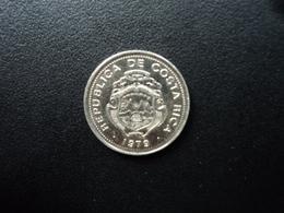 COSTA RICA : 10 CENTIMOS  1979 (sm)  KM 185.2b   Non Circulé - Costa Rica