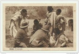 AXUM ETIOPIA -  IL MERCATO  NV FP - Ethiopie