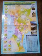 National Capitol Region Map - Cartes Géographiques