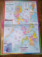 Political Map Of The Philippines - Cartes Géographiques