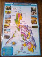 Climate Map Of The Philippines - Cartes Géographiques