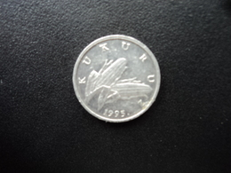 CROATIE : 1 LIPA  1995 Avec Point   KM 3    SUP - Croatia