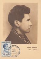 Carte  Maximum  1er  Jour   FRANCE  HEROS    DE   LA   RESISTANCE   JOINVILLE  LE PONT    1961 - Cartes-Maximum