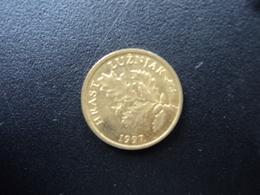 CROATIE : 5 LIPA  1997.   KM 5    SUP - Croatia
