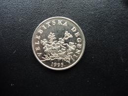 CROATIE : 50 LIPA   1995.   KM 8    SUP+ - Croatia