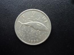 CROATIE : 2 KUNE  1993   KM 10   SUP - Croatia
