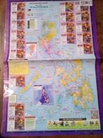 Economic Map Of The Philippines - Cartes Géographiques