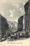 60892525 Lauterbrunnen BE Staubbach / Lauterbrunnen /Bz. Interlaken - BE Berne