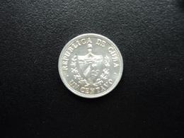 CUBA : 1 CENTAVO  1972   KM 33.1   SPL - Cuba