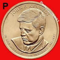 USA 2015-P  Presidential Dollar $1 - Émissions Fédérales