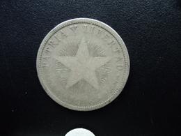 CUBA : 40 CENTAVOS  1916   KM 14.3   TB - Cuba