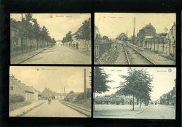 Grand Lot De 100 Cartes Postales De Belgique  Groot Lot Van 100 Postkaarten Van België - 100 Scans - 100 - 499 Cartes
