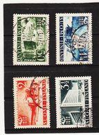 AUA685 FINNLAND 1938 Michl 213/16 Gestempelt / Entwertet  ZÄHNUNG Und STEMPEL SIEHE ABBILDUNG - Gebraucht