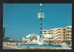 United Arab Emirates Sharjah Clock Tower Picture Postcard U A E View Card - Dubai