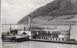 AK - NÖ - Wachau - Donaudampfer - Bei Der Anlegestelle - 1960 - Paquebots