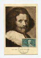!!! CARTE MAXIMUM CALLOT N°381 CACHET ORDINAIRE DE NANCY REF B1 - Maximum Cards