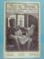 Ville De Tournai Exposition Des Anciennes Industries D'art Tournaisiennes 1911 - Tournai