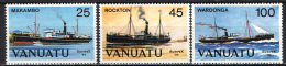 VANUATU - 1984 - Ships - MNH - Vanuatu (1980-...)
