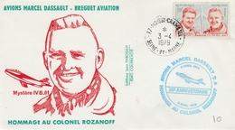 Moissy-Cramayel 1979 - Avions Dassault - Avion Airplane Flugzeug - Colonel Rozanoff - Avions