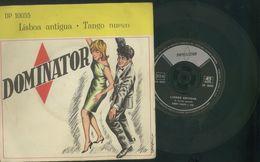 JOHNNY DANOVA E RITMI -LISBOA ANTIGUA -TANGO NUEVO -DISCO VINILE 45 GIRI - Sonstige - Spanische Musik