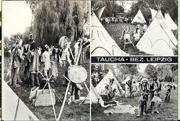 Taucha B. Leipzig MBK 1968 Indianer I.G. Mandanindianer - Taucha