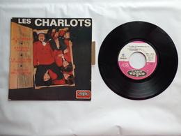 EP 45 T LES CHARLOTS  LABEL VOGUE EPL 8655  GUSTINE OH ! GUSTINE - Disco & Pop