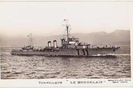 Torpilleur   216          Torpilleur Le Bordelais - Guerre