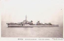 Torpilleur   229          Torpilleur  Epée - Guerra