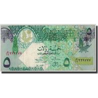 Billet, Qatar, 5 Riyals, Undated (2003), KM:21, TB - Qatar