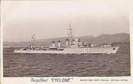 Torpilleur   242          Torpilleur  Cyclone - Guerre