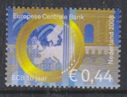 Netherlands 2008 Europese Centale Bank 1v ** Mnh (38225A) - Europäischer Gedanke
