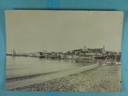 Lot De 2 Photos De Cannes En 1894 Et 1895 (16,5 Cm X 11,5 Cm) - Old (before 1900)