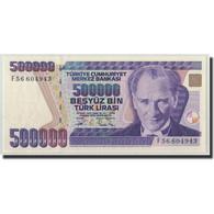 Billet, Turquie, 500,000 Lira, L.1970 (1993), KM:208, NEUF - Turquie