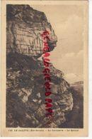 74 - LE SALEVE - LA CORRATERIE  LE SPHINX - EDITEUR CH. BRAND NEYDENS N° 119- 1938- CACHET BLEU HOTEL RESTAURANT - France