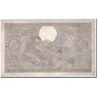 Billet, Belgique, 100 Francs-20 Belgas, 1937, 1937-02-08, KM:107, TTB - [ 2] 1831-... : Regno Del Belgio