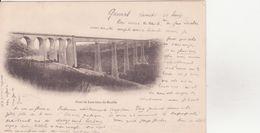 CPA - Pont De Lourroux De Bouble - Francia