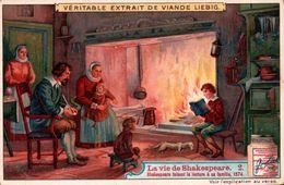 6 CHROMOS LIEBIG  La Vie De SHAKESPEARE - Liebig